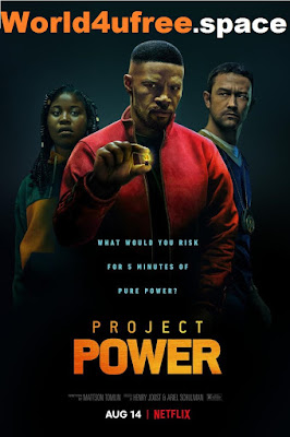 Project Power 2020 Dual Audio WEB HDRip 480p 350Mb x264