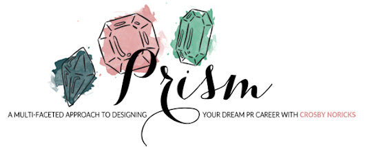 PRISM, the insider PR Girl training...