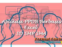 Download Aplikasi PPDB Berbasis Excel SD SMP SMA