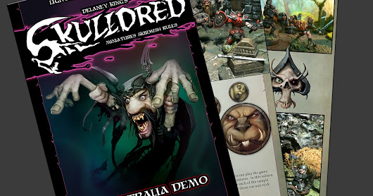 Skulldred GX Aus demo version released!