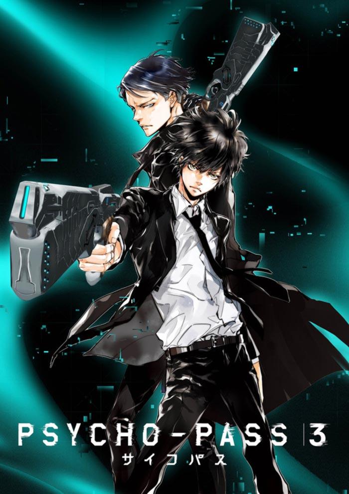 Psycho-Pass 3 anime