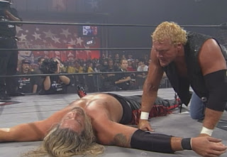 WCW Great American Bash 1999 - Sid Vicious returned to WCW and laid out Kevin Nash