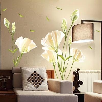 Adesivos para decorar paredes, inspirações