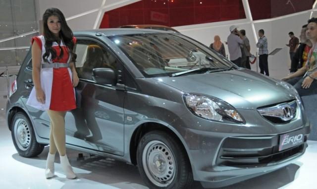 Mobil Murah Honda Brio