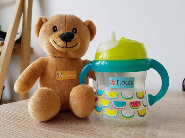 Étiqueter les affaires de bébé avec MyNameTags !