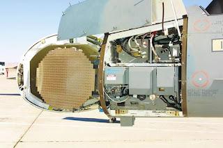 Radar Pesawat Tempur F-16