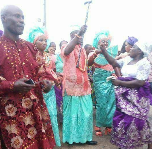 isoko man marries 2 wives