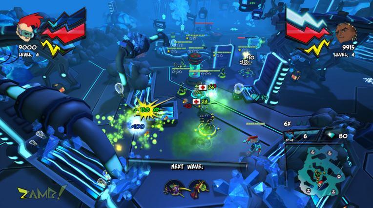 ZAMB! Endless Extermination PC Full Español