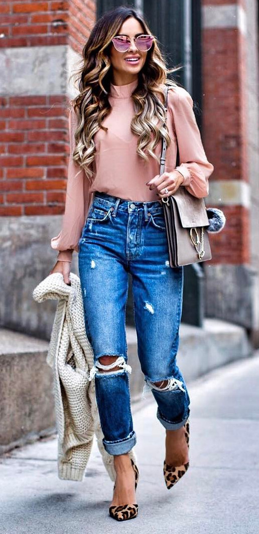 Outfits Club: Casual Spring Outfits: The Best Street Style Ideas