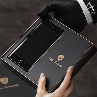 lamborghini alpha one smartphone