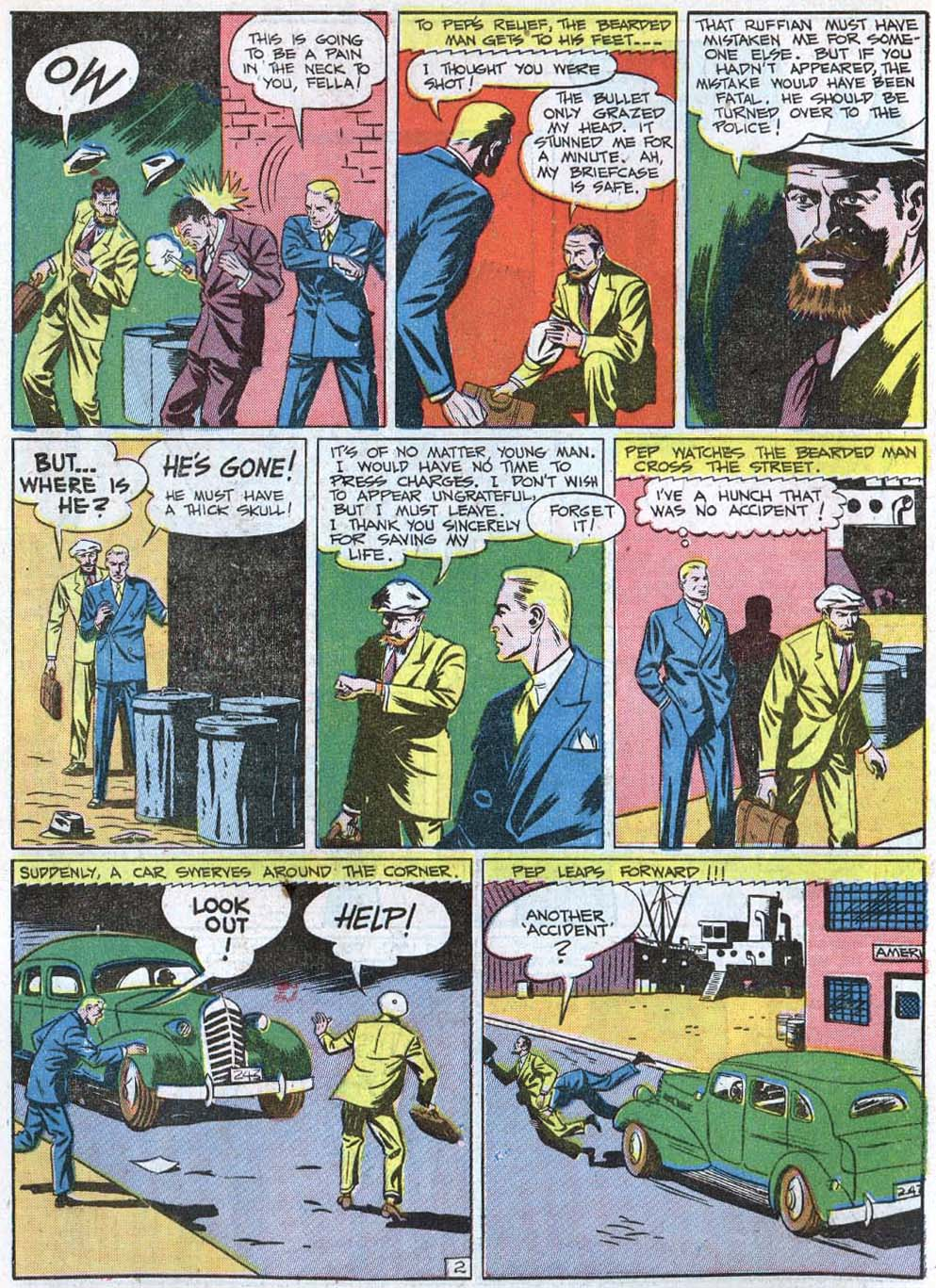 Read online Action Comics (1938) comic -  Issue #40 - 18