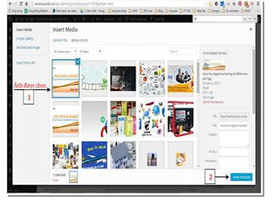 Dưới đây là vài hướng dẫn để bạn tối ưu hóa hình ảnh wordpress một cách đơn giản nhất , chúc bạn thành công
