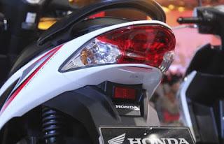 Honda Vario 110 FI 2014