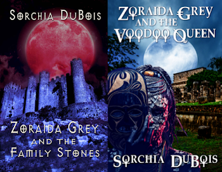 The Zoraida Grey Series by Sorchia DuBois