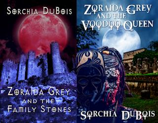 The Zoraida Grey Series by Sorchia DuBois