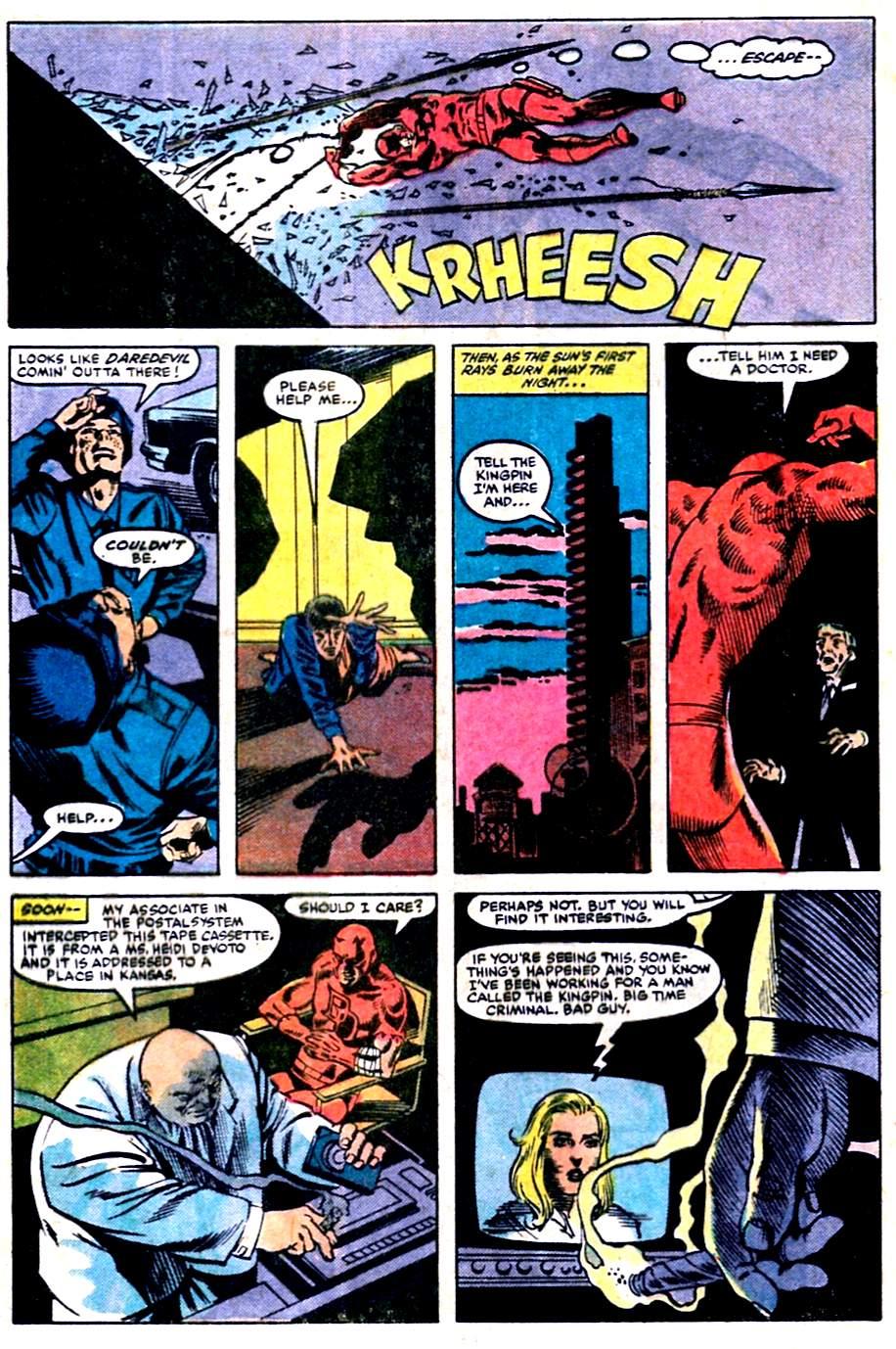 Daredevil (1964) 211 Page 22