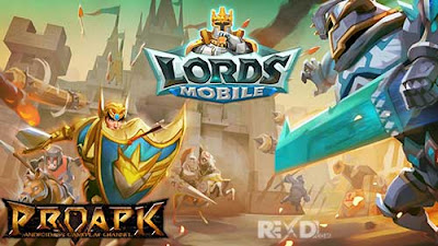 Lords Mobile Apk + Mod + Data Android Online