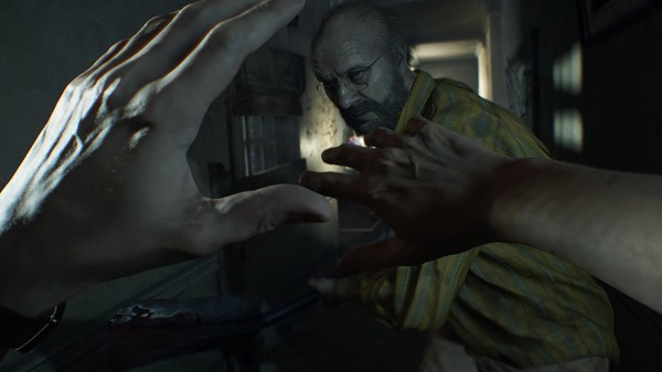 Resident Evil 7 Biohazard For PC Game Free Download