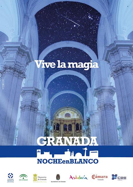 La noche en blanco de Granada, Ancile