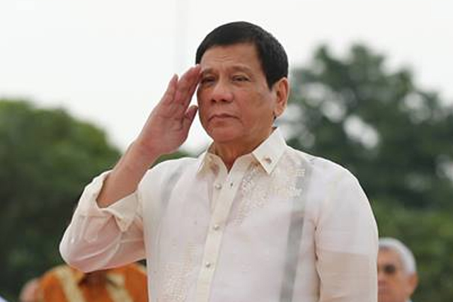 Image result for duterte approve