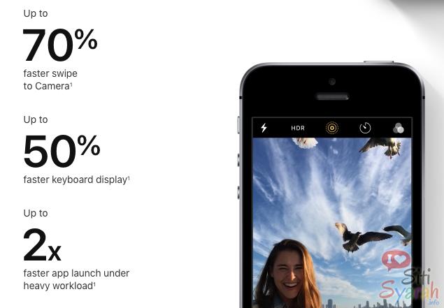 kelebihan ios12 terbaru untuk iPhone