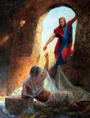Resultado de imagen de resurreccion lazaro