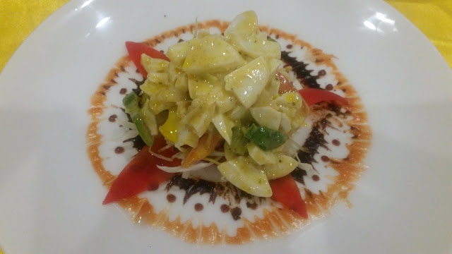 Dim Kasundi Salad
