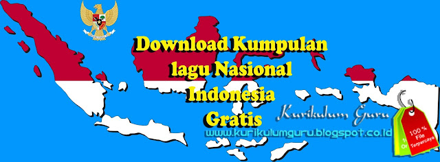 Download Kumpulan lagu Nasional Indonesia Gratis