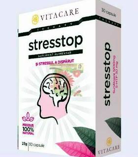 pareri forum stress stop antidepresiv naturist