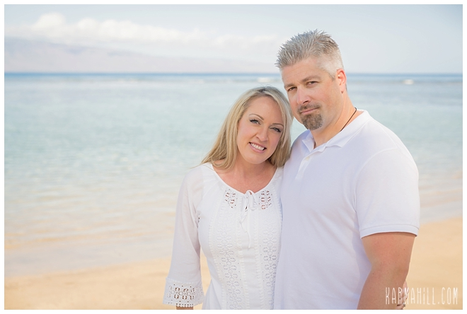 Maui Beach Portrait