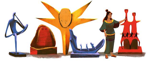 Google Doodle Celebrating Today, Novera Ahmed's 80th Birthday 2019