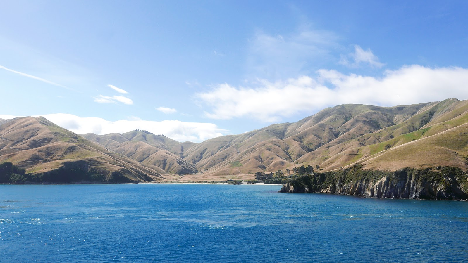 Euriental | luxury travel & style | Wellington to Picton ferry journey, New Zealand