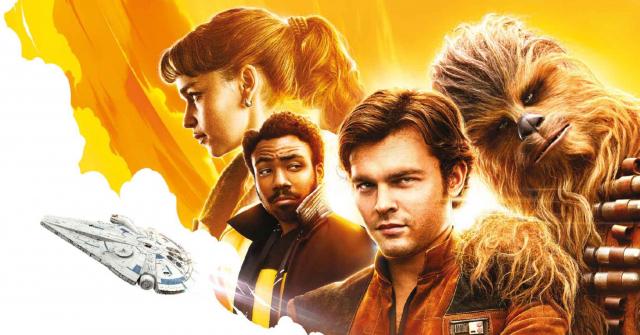 Han Solo: Star Wars Ngoại Truyện