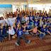 Secretaria de Assistência Social em parceria com o SESC, promoveram o dia de Atenção Global ao Idoso em Belo Jardim, PE