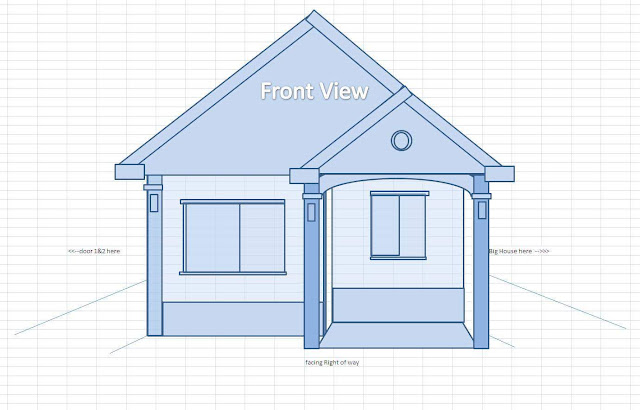 space saving house plans house worth p400k material cost unique space saving house plans space free download home