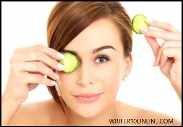 a quick way to get rid of dark circles under the eye
