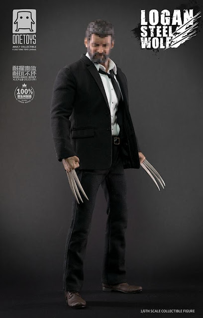 osw.zone Check out World Box 1 / 6. Scale Logan Steel Wolf (Deluxe Version) 12-inch collector figure