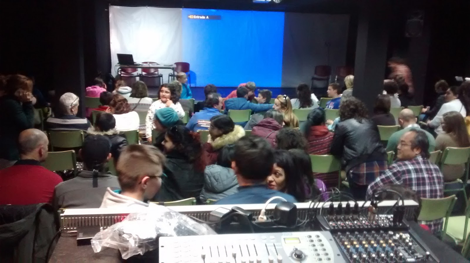 Nueva visita del Liceo Orioli a Toledo