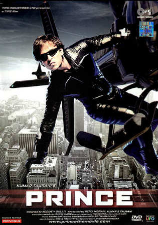 Prince 2010 HDRip 350MB Full Hindi Movie Download 480p