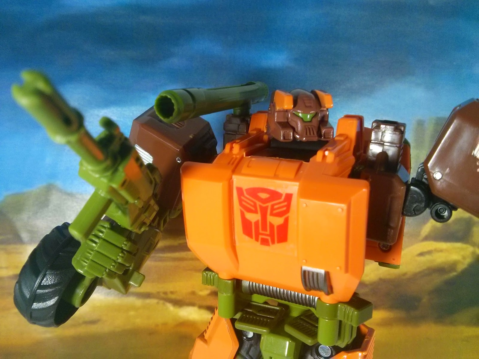 transformers generations roadbuster review