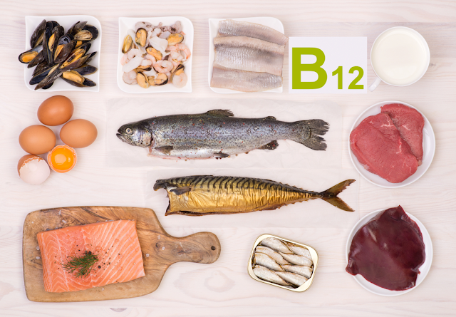 Health Benefits of Vitamin B12 Nutrition