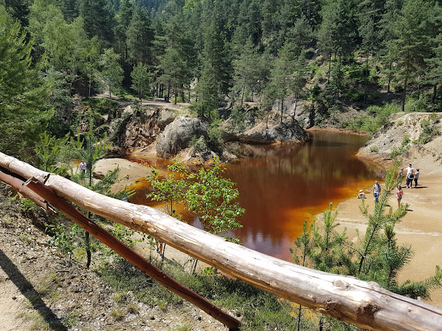 Kolorowe Jeziorka - Rudawy Janowickie