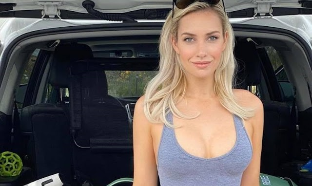 Covid-19: I'm not condoning going out and infecting other people; Paige Spiranac Athlete