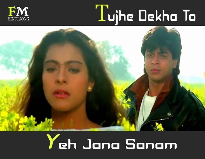 Tujhe-Dekha-To-Yeh-Jana-Sanam-DDLJ-(1995)