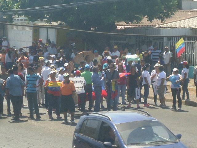 """APURE: Las mujeres """"Doñas Bárbaras"""" fueron protagonistas de la operación libertad en San Fernando. (FOTOS)"""