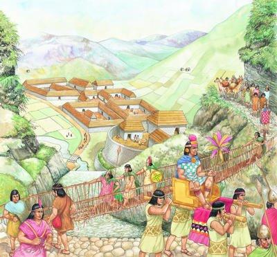 EL TAHUANTINSUYO: 0RGANIZACION ECONOMICA DEL TAHUANTINSUYO