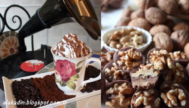 Çikolata ve kahve severler buraya: Hümaliva