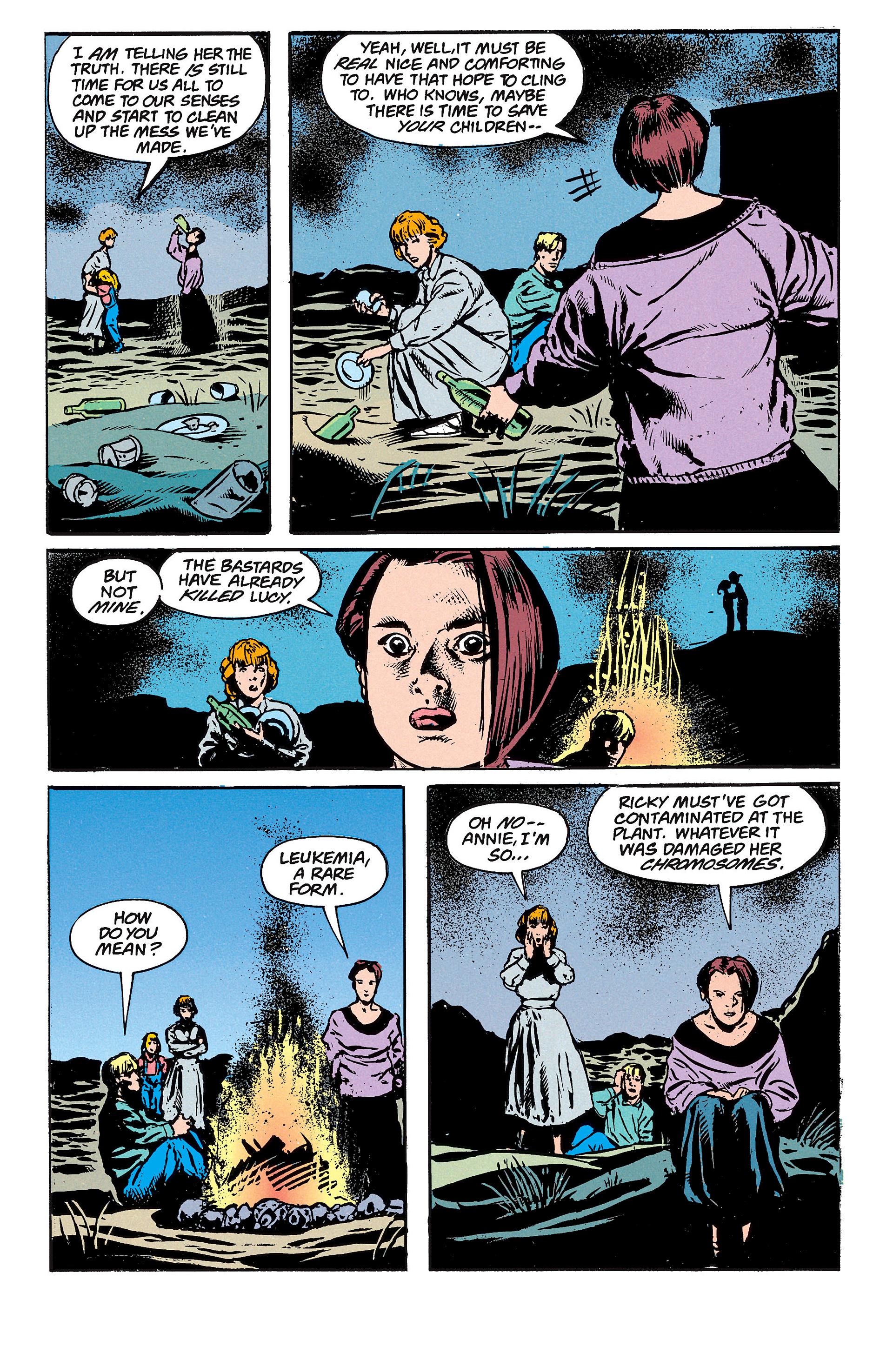 Read online Animal Man (1988) comic -  Issue #62 - 21