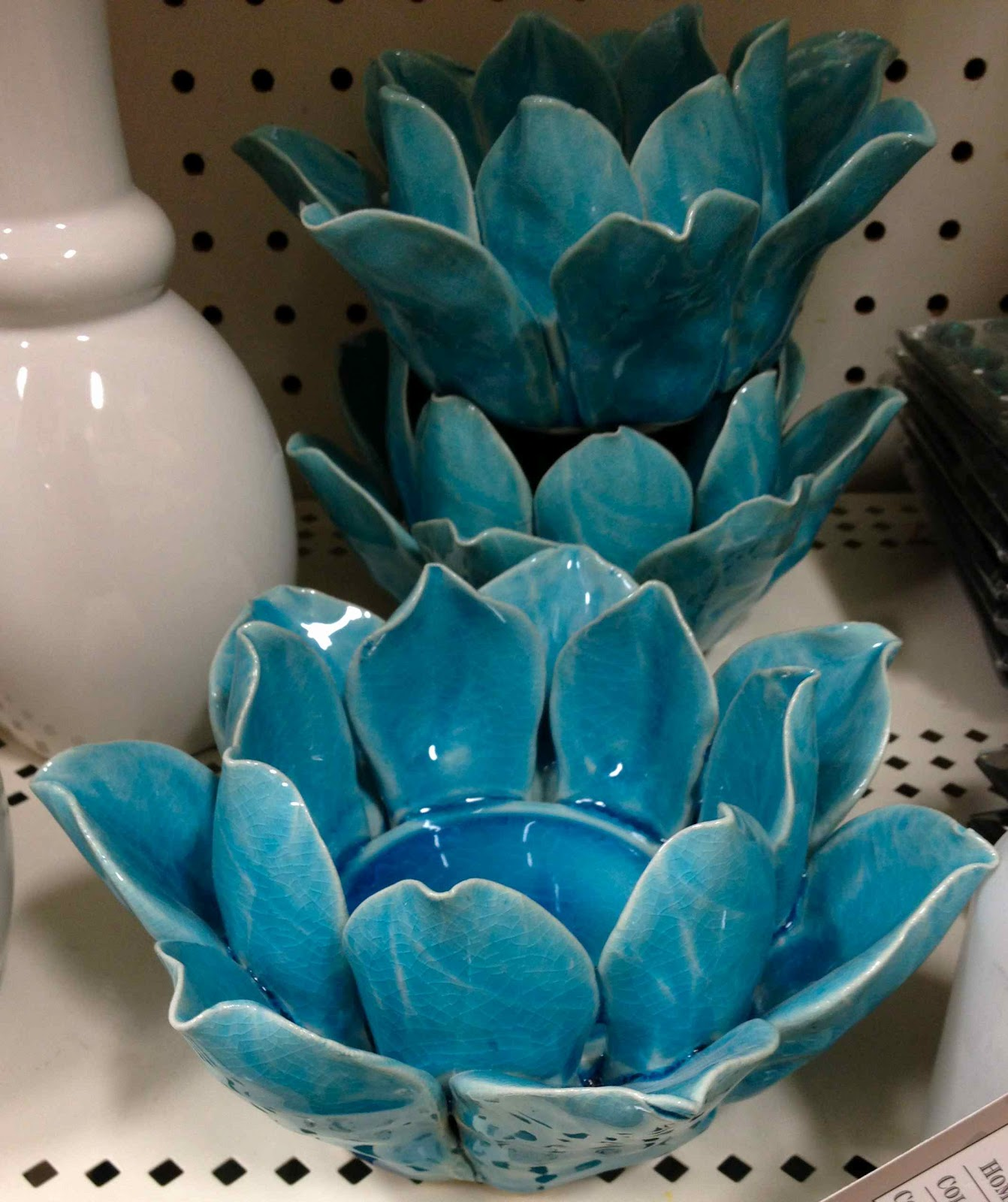 smaller tealight holders regular price 699 - Turquoise Home Decor Accessories