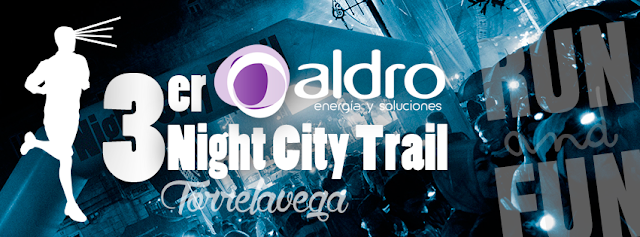 3ª Carrera Aldro Night City Trail en Torrelavega 2016